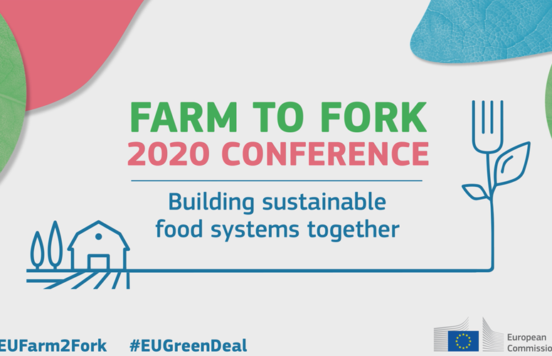 Conference visual identity 'Farm to Fork 2020 Conference' © European Commission